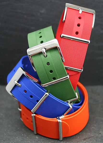 NATO-caoutchouc-italie-boucles-acier-bracelet-montre-esprit-nato