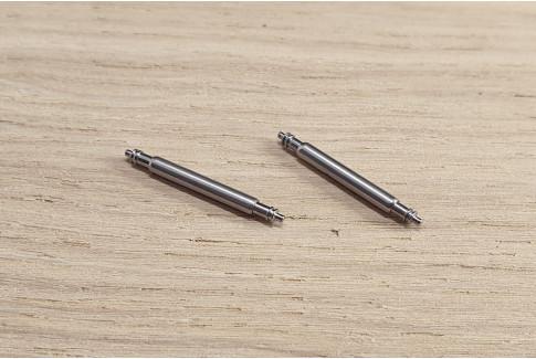 Pompes (barrettes ressort) 16mm pour Casio G-Shock