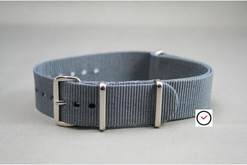 Grey G10 NATO strap (nylon)
