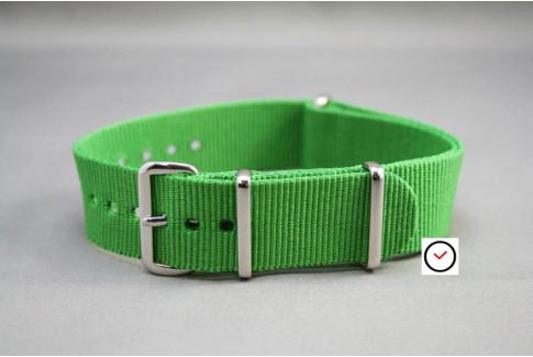Green G10 NATO strap (nylon)