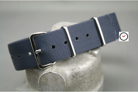 Admiralty Grey Phoenix NATO watch strap