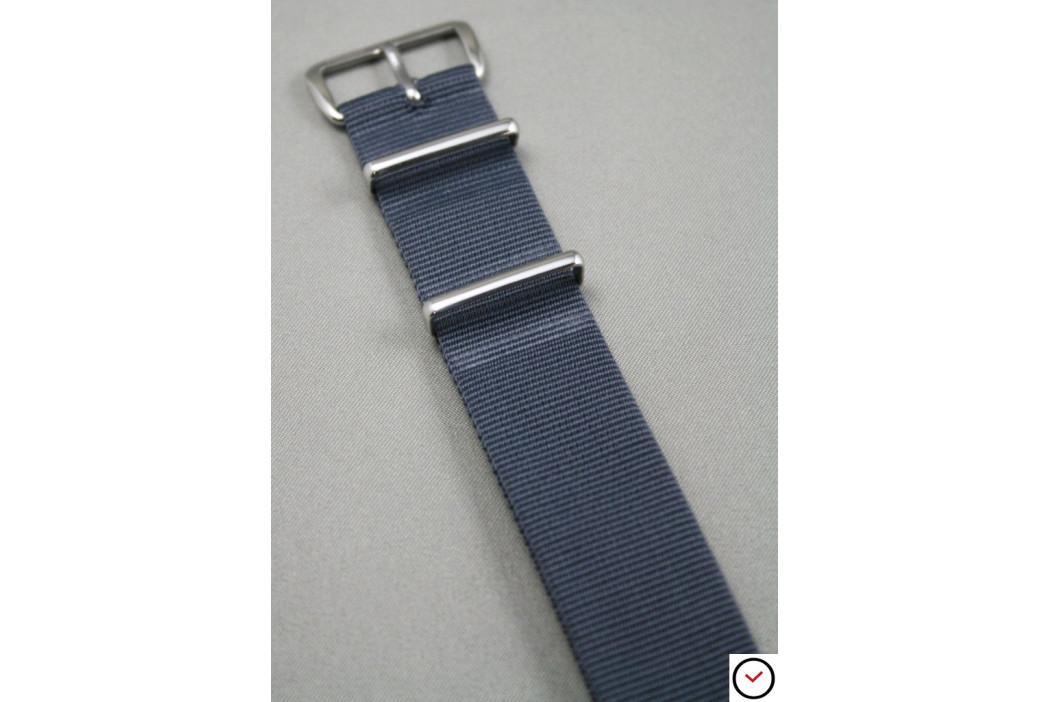 Bracelet montre NATO Phoenix Gris Amiral