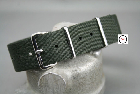 Military Green Phoenix NATO watch strap