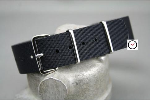 Bracelet montre NATO Phoenix Noir
