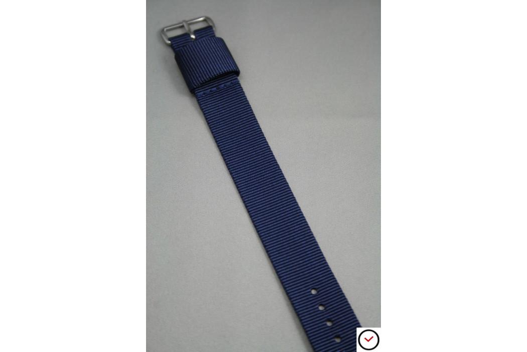 Night Blue US Military nylon watch strap