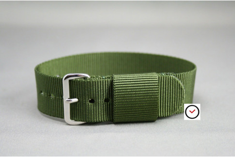 Military Green US Military nylon watch strap