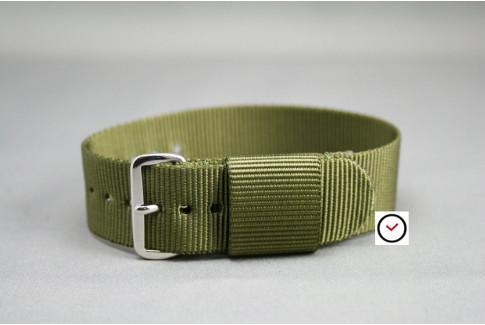 Bracelet nylon US Military Vert Olive