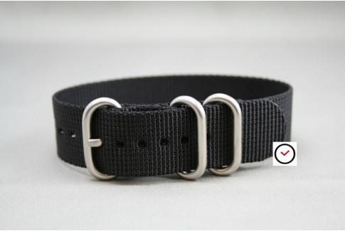 Bracelet nylon ZULU Noir
