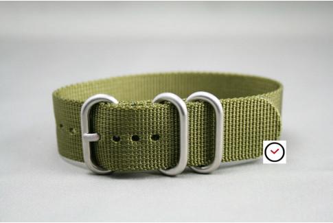 Bracelet nylon ZULU Vert Olive
