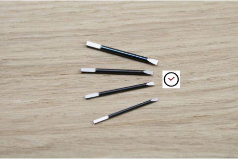 Mèche de rechange pour tournevis horloger (1, 1.2, 1.4 ou 1.6 mm)