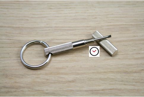 1.6 mm diameter pocket precision screwdriver (key ring)