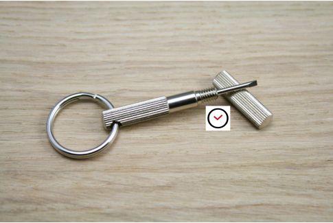 Tournevis précision de poche diamètre 1.6 mm (porte-clés)