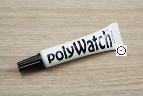 Polywatch 5 ml - polish for plexiglas, synthetic, plastic glass