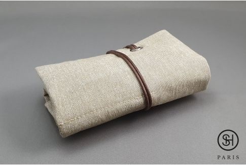 Canvas SELECT-HEURE travel watch roll (for all watch sizes)