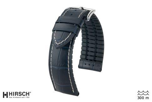 Bracelet montre HIRSCH George Bleu (étanche)