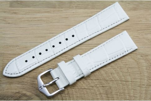 White Louisianalook HIRSCH women watch bracelet