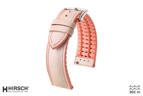 Peach Lindsey HIRSCH watch bracelet (waterproof)