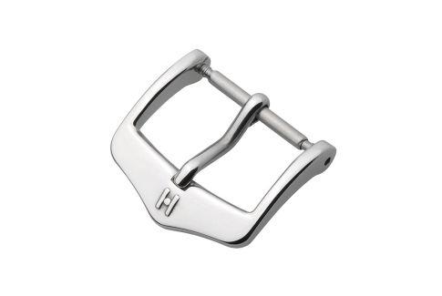 Boucle ardillon HIRSCH HCB acier pour bracelet montre