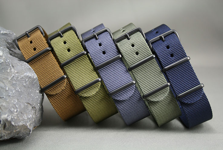 Bracelets montre NATO haut de gamme Esprit NATO