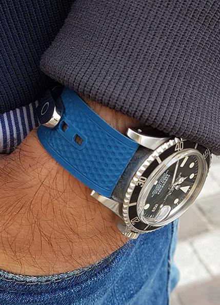 Bracelets montre innovant français Olaaf