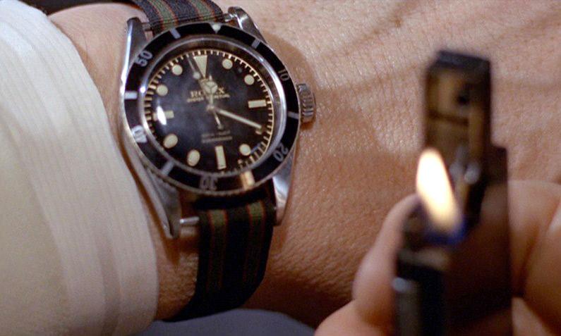 Nato Strap And James Bond